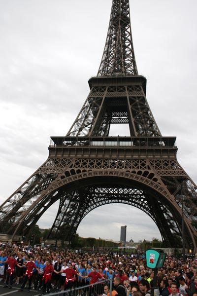 La Parisienne 2011 / La Tontine des Tigresses