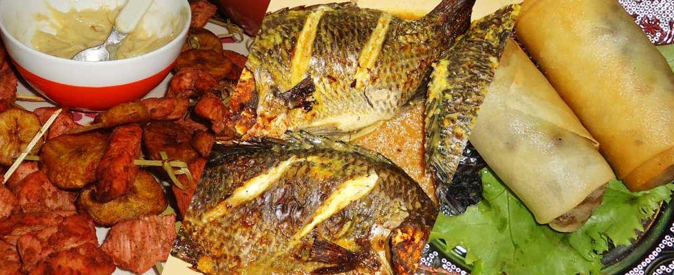 La cuisine des Tigresses : plats de tontine et petites douceurs
